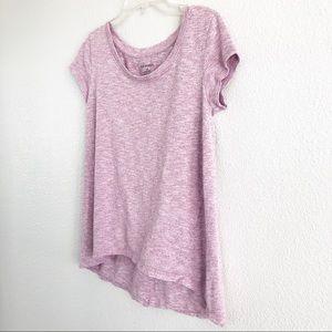 Xhilaration Lavender Pink Top Sz Small